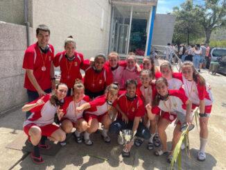 Alcazar fem-Campeón de Balears