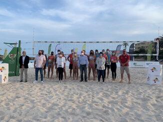 Final Copa Rey-Reina Volei Playa