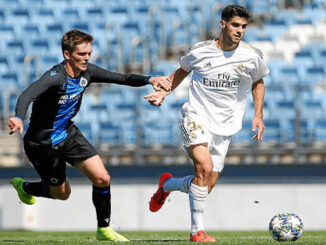 Xavi Sintes-Real Madrid Castilla