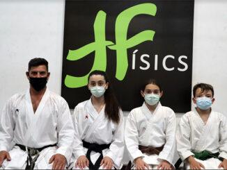 Fisics-Liga Nacional de karate