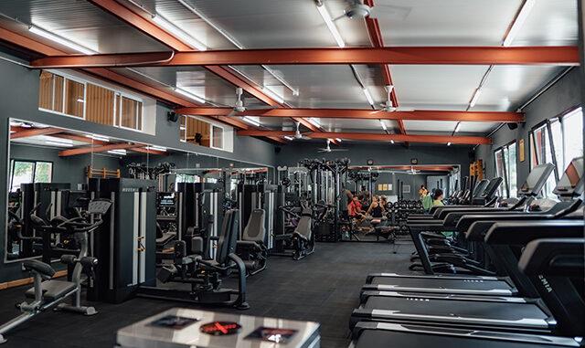 Presentació Sala Fitness Alaior
