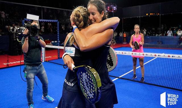 Gemma Triay- Alejandra Salazar Valencia Open WPT Semis