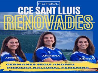 Germanes Seguí Andreu renovacio CCE Sant Lluís
