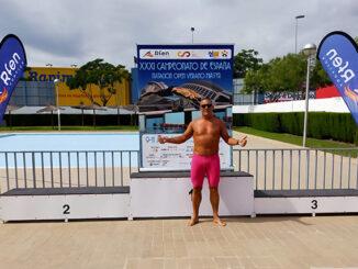 Tato-Campeonato de España de Natación Open Verano Master