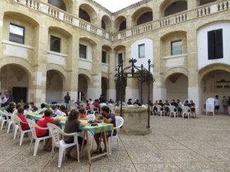 Escacs blitz illa de Menorca (Pati de sa Lluna)