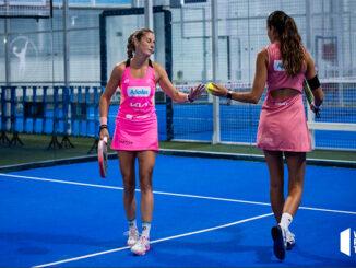 Gemma Triay- Alejandra Salazar Master Barcelona-1a Ronda