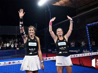 Gemma Triay- Alejandra Salazar Master Barcelona-Final
