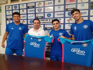 Sporting ficha a Yago, Leandro y Miguel