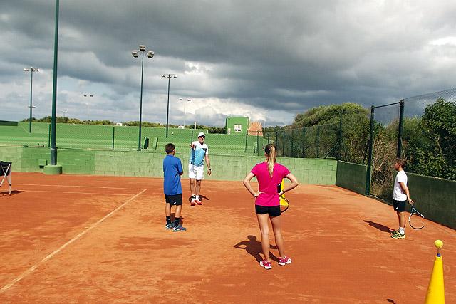 Escuela Club de Tenis Mahón