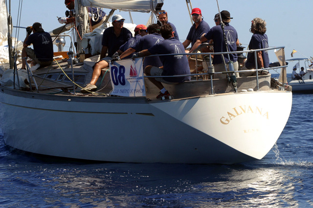 XIII Copa del Rey de Barcos de Época