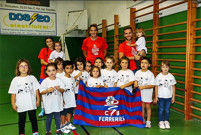 Presentació CB Ferre 2016-17