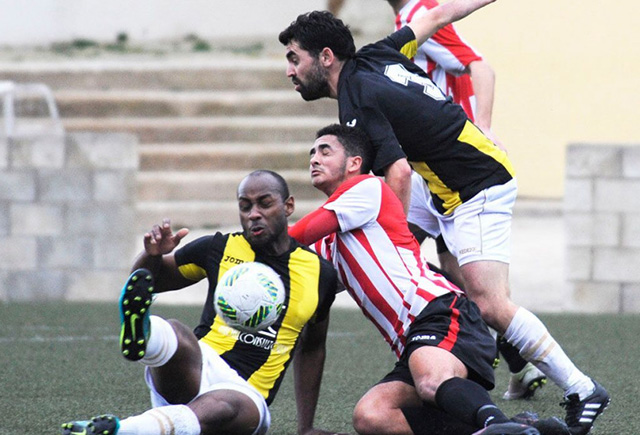 Futbol 3ª 16-17 Mercadal -Felanitx
