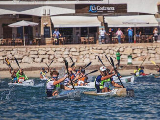 Josep Marquès-kayak Es Nàutic