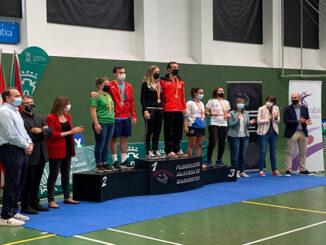 Campeonato España Senior Bádminton
