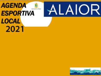 Caratula Agenda Local d'Alô 2021