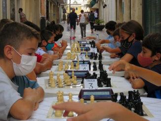 Circuito Blitz Illa de Menorca, torneo Mao