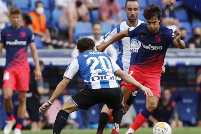 Espanyol-At Madrid