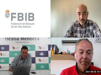 Pantallazo presentació Trofeu AON Illes Balears