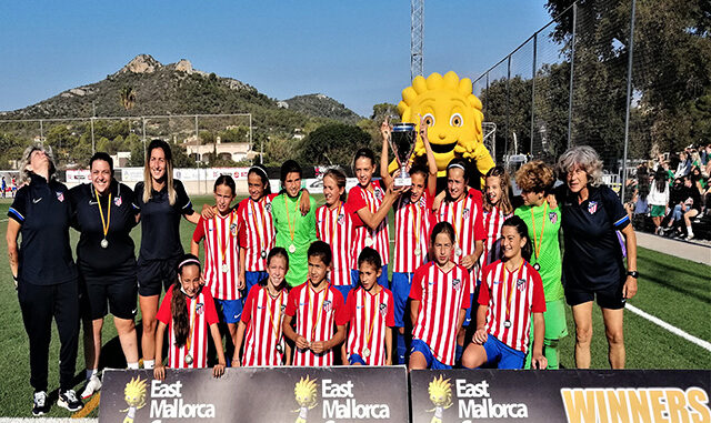 East Mallorca Girls Cup_AT. MADRID SUB-14