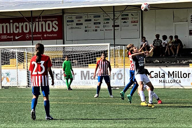 East Mallorca Girls Cup_AT. MADRID