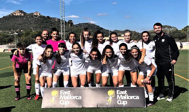 East Mallorca Girls Cup_MADRID FCF SUB-16