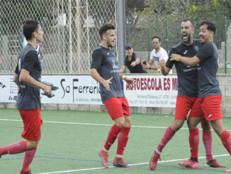 Futbol 3º Balear CE Mercadal-Manacor