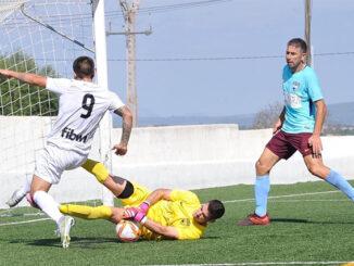 Futbol 3º Balear Felanitx-CE Mercadal